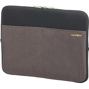Samsonite ColorShield 2.0 Lap Sleeve 13.3 Black/Gr CM4.019.002