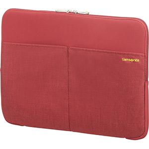 Samsonite ColorShield 2.0 Lapt Sleeve 15.6 tum Red CM4.020.004