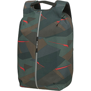 Samsonite Securipak Lapt Backpack 15.6 tum Camo KA6.024.001