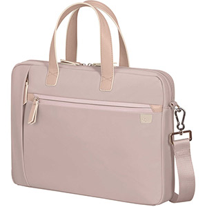 Samsonite Eco Wave Bailhandle 15.6 tum Pink/Grey KC2.058.001