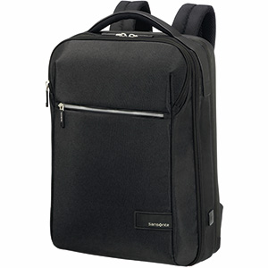 Samsonite Litepoint Laptop Backp 17,3tum Exp Black 134550-1041