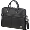 Samsonite Senzil Slim Bailhandle 14.1 tum Black CN5.009.001
