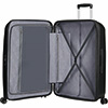 American Tourister Bon Air DLX Spinner L Black 134851-1041